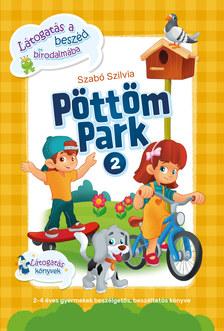 Szabó Szilvia - Pöttöm Park 2 - Látogatás a beszéd birodalmába