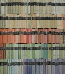 """Alberto Moravia - """"170 kötet A világirodalom remekei sorozatból (nem teljes sorozat)"""" [antikvár]"""