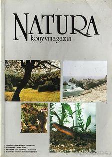Lányi György - Natura könyvmagazin [antikvár]