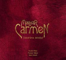 Presser-Novák-Upor - MAGYAR CARMEN - CD -