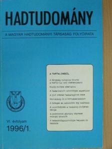 Ács Tibor - Hadtudomány 1996/1-4. [antikvár]