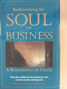 Barbara Shipka - Rediscovering the Soul of Business [antikvár]