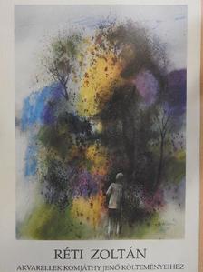 Fodor András - Akvarellek Komjáthy Jenő költeményeihez [antikvár]