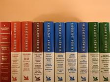 """Alan Titchmarsh - """"10 kötet a Reader's Digest Válogatott Könyvek sorozatból (nem teljes sorozat)"""" [antikvár]"""