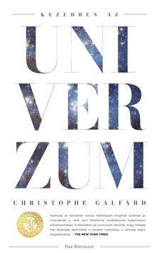 Christophe Galfard - Kezedben az univerzum