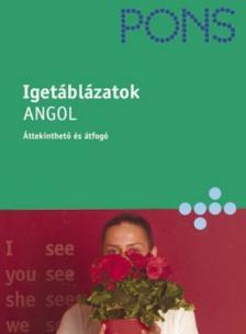 SCOTT - PONS IGETÁBLÁZATOK - ANGOL