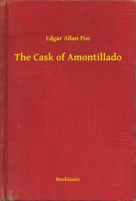 Edgar Allan Poe - The Cask of Amontillado [eKönyv: epub, mobi]