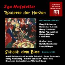 HOFSTETTER - ROULETTE DER HERZEN CD