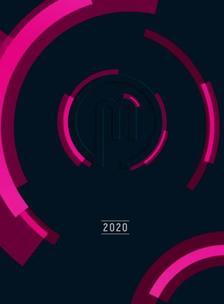 Önfejlesztő határidőnapló pink - 2020