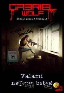 Gabriel Wolf - A Merénylő [eKönyv: epub, mobi]
