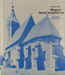 Marosi Ernő - Magyar falusi templomok [antikvár]