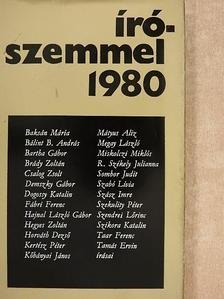 Baksán Mária - Írószemmel 1980 [antikvár]