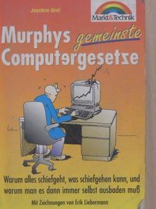 Joachim Graf - Murphys gemeinste Computergesetze [antikvár]