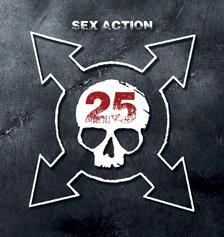 SEX ACTION - Sex Action - 25 (koncert) CD+DVD