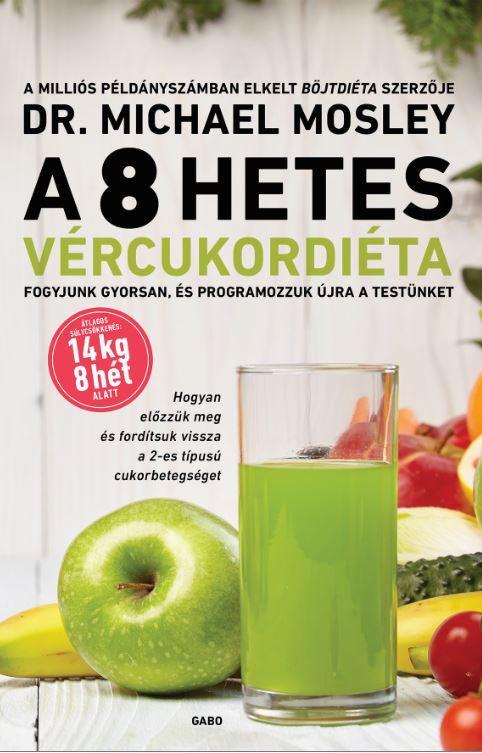 8 hetes vércukor diéta