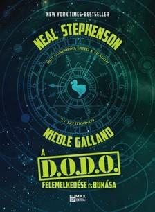 Neal Stephenson - A D.O.D.O. felemelkedése és bukása [eKönyv: epub, mobi]