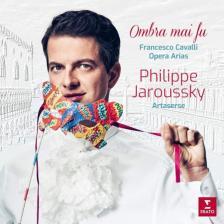 FRANCESCO CAVALLI - OMBRA MAI FU CD PHILIPPE JAROUSSKY