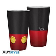 Abysse Europa Kft. - Disney - XXL üvegpohár - 460 ml - Mickey - ABYVER116