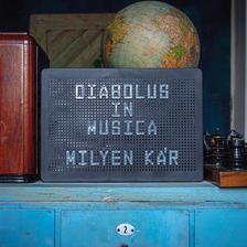 Diabolus In Musica - Diabolus In Musica: Milyen kár CD