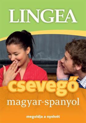 Lingea Kft. szerzői csoportja - Magyar-spanyol csevegő