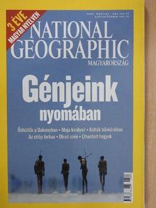 Daniss Győző - National Geographic Magyarország 2006. március [antikvár]