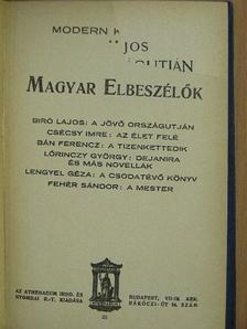 Bán Ferenc - Magyar Elbeszélők IV. [antikvár]