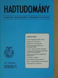 Ács Tibor - Hadtudomány 2005/1-4. [antikvár]