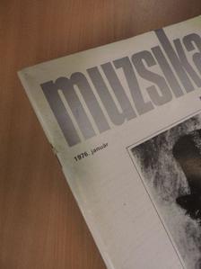 Boronkay Antal - Muzsika 1976. január-december [antikvár]