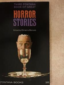 David Ely - The Third Fontana Book of Great Horror Stories [antikvár]
