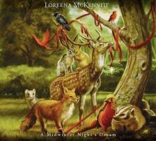 A MIDWINTER NIGHT`S DREAM CD L.MCKENNITT