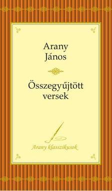 Arany János - Arany János - Válogatott versek