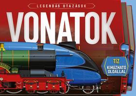 Legendás utazások - Vonatok (ÚJ)