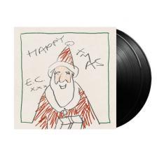 HAPPY XMAS LP ERIC CLAPTON