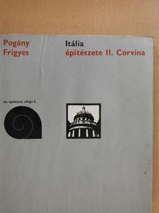 Pogány Frigyes - Itália építészete II. [antikvár]