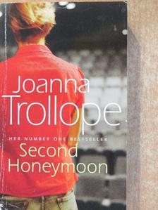 Joanna Trollope - Second Honeymoon [antikvár]