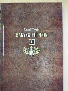 Abafi Lajos - Magyar Filogon I. [antikvár]