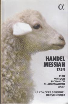 Handel - MESSIAH,2 CD