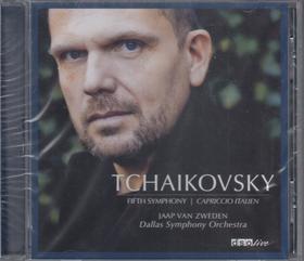 Tchaikovsky - FIFTH SYMPHONY,CAPRICCIO ITALIEN,CD