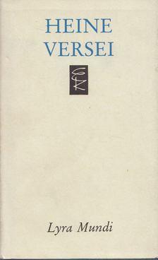 Heine, Heinrich - Heine versei [antikvár]