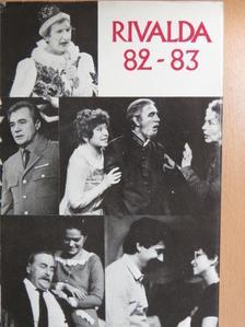 Cseres Tibor - Rivalda 82-83 [antikvár]
