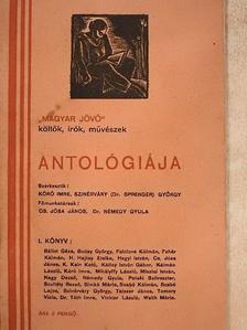 """Bálint Géza - """"Magyar jövő"""" I. [antikvár]"""