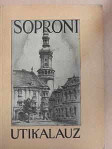 Csatkai Endre - Soproni utikalauz [antikvár]