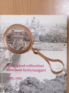 Kutas István - Egy évszázad erőfeszítései fővárosunk köztisztaságáért [antikvár]
