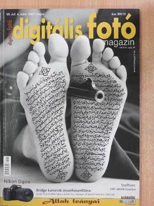 Anne-Marie von Sarosdy - Digitális Fotó Magazin 2007. május [antikvár]