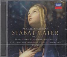 AGOSTINO STEFFANI - STABAT MATER CD STEFFANI