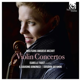Bach - VIOLIN CONCERTOS 2CD ISABELLE FAUST