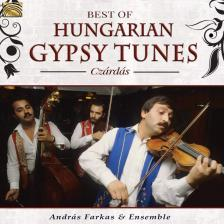 BEST OF HUNGARIAN GYPSY TUNES CD ANDRÁS FARKAS & ENSEMBLE
