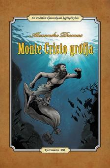 Alexandre DUMAS - Monte Cristo grófja - Képregény