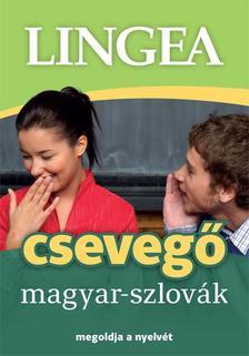 Lingea Kft. szerzői csoportja - Magyar-szlovák csevegő