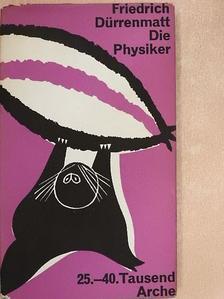 Friedrich Dürrenmatt - Die Physiker [antikvár]